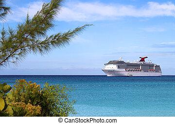 tropikus, hajó
