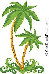 tropikus, horgonykapák