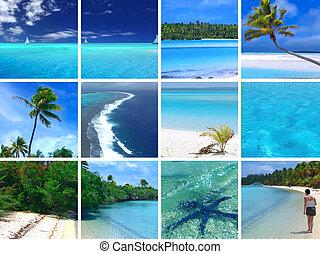 tropikus, montázs
