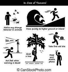 tsunami, becsomagol