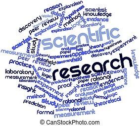 tudományos kutatás