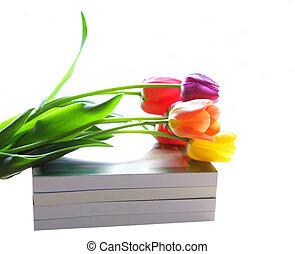 tulipánok, előjegyez