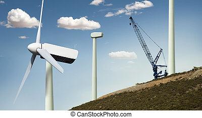 turbines, bevezetés, felteker