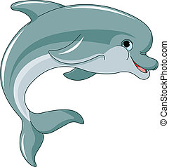 ugrás, delfin