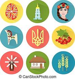 ukrajna, 1, állhatatos, ikonok