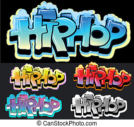 urban graffiti, művészet
