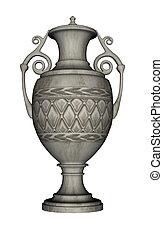 urna, -, render, 3