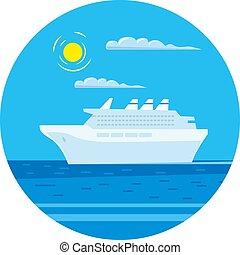utas, cruise óceánjáró