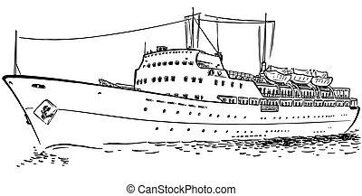 utas hajó