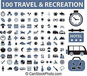 utazás, 100