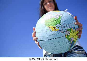 utazás, globális