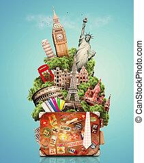 utazás idegenforgalom