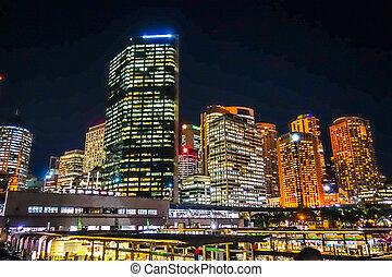 város, ausztrália, sydney szállás