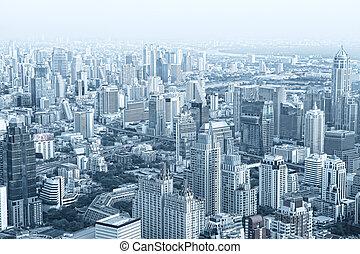 város