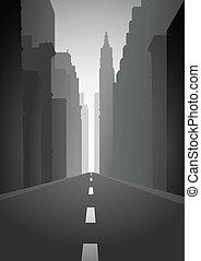 város utca