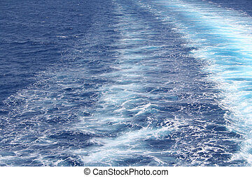 víz, égszínkék, háttér, tenger, fodroz, felszín