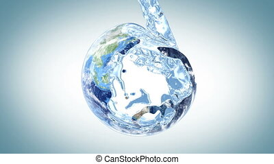 víz, földdel feltölt, tölt