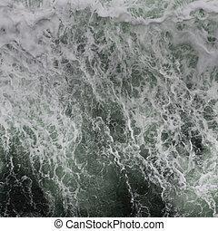 víz, loccsanás, tenger