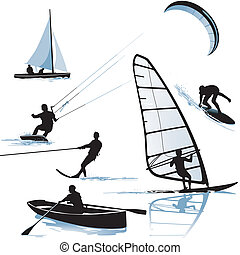 víz sport