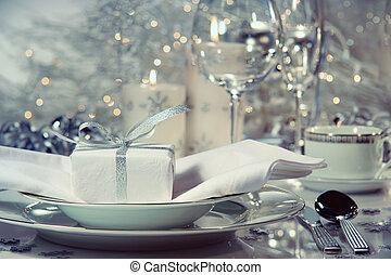 vacsora letesz, closeup, tehetség, ünnepek