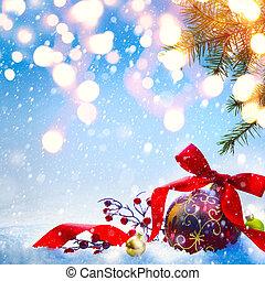 vagy, művészet, évad, köszönés, ünnepek, háttér, transzparens, karácsonyi üdvözlőlap