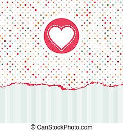 valentine's, eps, space., 8, másol, kártya