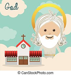 vallásos, tervezés