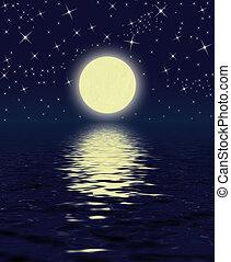 varázslatos, éjszaka