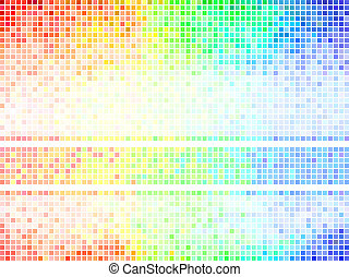 vektor, derékszögben, cserép, elvont, sokszínű, háttér., mózesi, fénykép