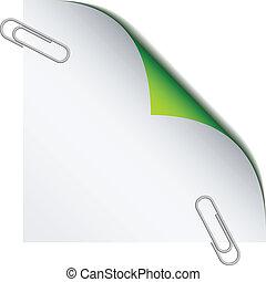 vektor, dolgozat, paperclips