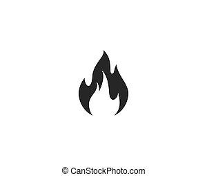 vektor, ikon, elbocsát, jelkép