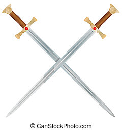 vektor, kard
