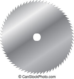 vektor, penge, fűrész, ábra