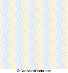 vektor, zigzag., háttér, geometriai, színes, seamless, ábra