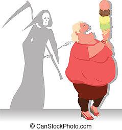 veszélyes, diéta