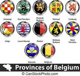 vidék, belgium
