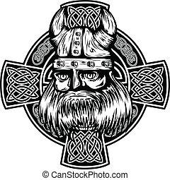 viking, celtic kereszteződnek