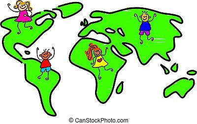 világ, az enyém