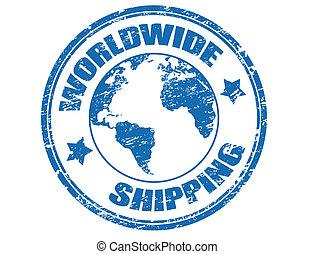 világ-, bélyeg, hajózás