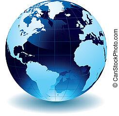 világ földgolyó