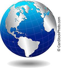 világ, globális, north south, amerika