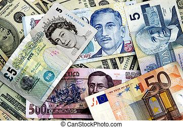 világ pénznem