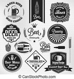 világos sör, állhatatos, sör, elnevezés, szüret
