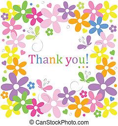 virágos, ön, határ, hálát ad