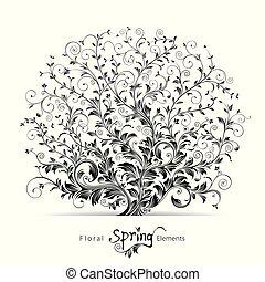 virágos, eredet, alapismeretek