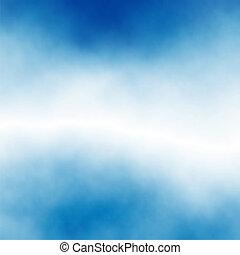 vonal, felhő