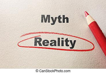 vs, mítosz, realitás