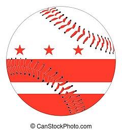 washington lobogó, baseball, egyenáram