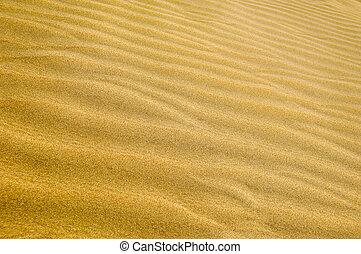wavs, homok