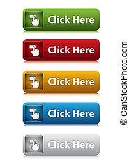 website, állhatatos, szín, gombol, itt, 5, csattant